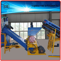 waste used pe pp film pet bottle plastic washing line recycling machine plant production line(whatsapp:17732269707)