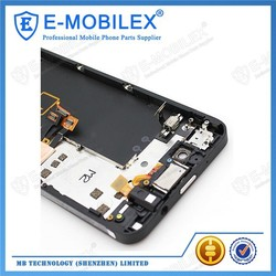 mobile phone accessories factory in china Spare Parts Mobile Phone for Blackberry Z10 LCD Digitizer