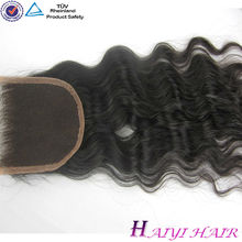 Direct Hair Factory Closure in Stock Silk Lace Closure 6X6