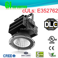 Top quality 5 years warranty DLC UL cUL certificated outdoor camping light projector LED headlight