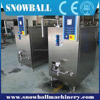 10% discount hot sale continuous icecream freezer machine