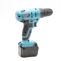 21v Electric Cordless Drill With 1500mah Rechargeable Li-ion Battery Pack