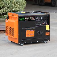 2015 5kw diesel generator sound-proof Manufacturer
