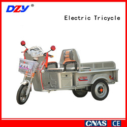 Electric Cargo Tricycle Hydraulic