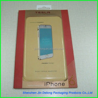 New fashion cell phone case blister packaging