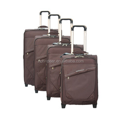 Rich deer durable large capacity compass luggage