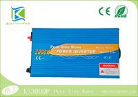 off-grid hybrid solar power 3000w pure sine wave inverter