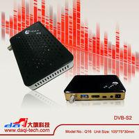 Mini size box satellite receiver cloud ibox dvb-s2 iptv