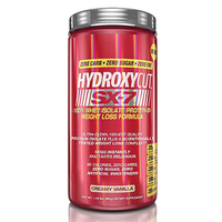 Hydroxycut - SX-7 100% Isolate Protein Plus Weight Loss