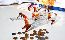 Zhuoshang brabd lovely glass money bank