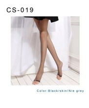2015 Popular Design Sexy Hot Girl Transparent Stockings For Lady Pantyhose Women Silk Stockings