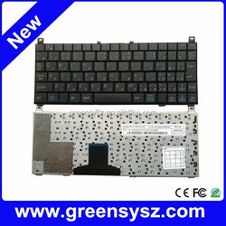 Brand new Japanese laptop keyboard for toshiba NB100 NB105 notebook keyboard layout JP