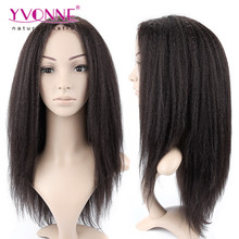 Best selling unprocessed virgin brazilian lace front wig