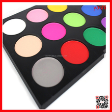 YASHI 30 color eyeshadow palette makeup eyeshadow + powder + blusher case cosemtic palette