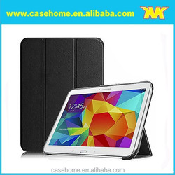 stand slim case for iPad,with sleeping wake up function magnet cases for iPad air