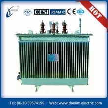 Top value 10kv 800kva full sealed three phase non excitation tap changing Distribution Transformer