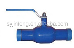 GOST casing ball valves for gas pipe
