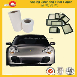 2015 morden car parts hyundai elantra raw material filter paper truck parts for sale