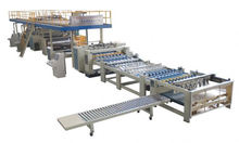 corrugated machine corrugated board production line 5x7 cardboard paper gift box