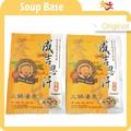 olla caliente base de sopa de polvo a granel productos alimenticios derecho calorías en la comida china