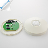 Indoor Wired NC Output Passive Infrared Motion Sensor Alarms