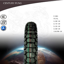 nonskid tire tread design 3.00-18 motorcycle tyre tubeless tyre