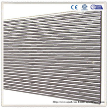 Anti-UV durabile fireproof waterproof color reinforced fiber cement facade