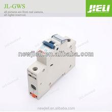 JIELI 3p mini circuit breaker 4 pole mcb 63 amp