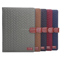 100% Brand New Wallet Leather Case For iPad 6 iPad Air 2