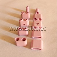 Ceramic Pad Heater Female End Beads