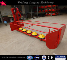 With CE certification new condition tractor 3 point hitch rotary disc mower for sale