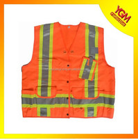 2015 new industrial protective reflevtive safety vest