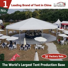 Giant Octagonal Christmas Party Event Tent