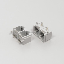 1*2 RJ11 connector with 6P6C,Jack Modular