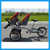 Twin Baby Stroller Double Seats Bike 3 in 1