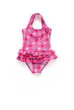 polka dot hem bathing suits colorful top teen bikini models