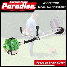 PD-PD430 Automatic Grass Cutter 52CC Big Engine Brush Cutter