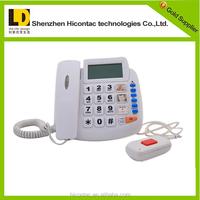 corded landline telephone caller id telephone sos emergency telephone for blind