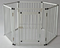 2015 stainless steel durable easy to assemble aluminum dog playpen