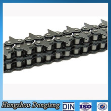 High quality Carbon steel chain tooth shaped 08B wood conveyor chain made in china