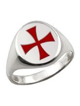 Custom 316L Stainless Steel Mens Signet Ring for Sale