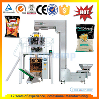 Multi-function Automatic Vffs Packaging Machine