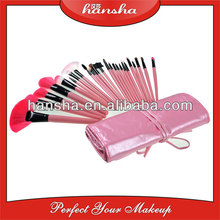 24 PCS Make up Pink Brush Set Professional Brushes Manufacturers Company