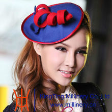 Women /Lady /Girl Headwear Hats Fascinators With Ribbon Decoration