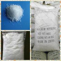 calcium nitrite 94% White powder,Tec grade & Agriculture Fertilizer