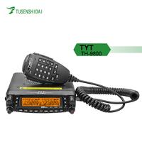 Long Range TYT TH-9800 Vehicle Car Radio 50W Scrambler VHF UHF HF Transceiver