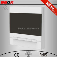 2015 Newest room termostat for unerfloor heating cable film mat