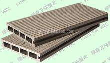 WPC Garden Furniture/ 150*26mm Waterproof and Mildew-resistant Wood Plastic Composite WPC Flooring