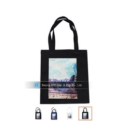 OEM production plain custom cheap cotton canvas tote bag cheap plain tote canvas bags