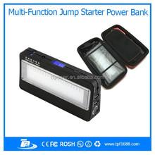 12V Emergency Kit Mini Multifunction Jump Starter Car 12000mAh Jump Start Battery Jumper Power Supply 12V